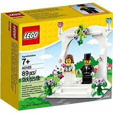 "LEGO 40165 SEASONAL EXCLUSIVE 2016  "" WEDDING FAVOR SET "" - Hot Deal"