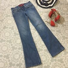 Women's Guess Jeans Sweetheart Flare Stretch Size 26