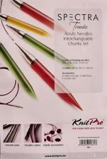 KnitPro Spectra Trendz Interchangeable Chunky Knitting Needle Set