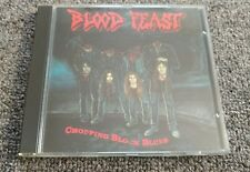 BLOOD FEAST Chopping Block Blues 1989 Colossal/Restless CD ORIGINAL 1st pressing