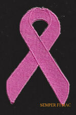 BREAST CANCER PINK RIBBON HAT PATCH AWARENESS PIN UP GIFT WIFE DAUGHTER SISTER