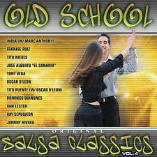 Old School Salsa Classics 4 by Various Artists