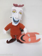 """DISNEY NIGHTMARE BEFORE CHRISTMAS LOCK DEVIL WITH MASK CHARACTER PLUSH 12"""" NBC"""