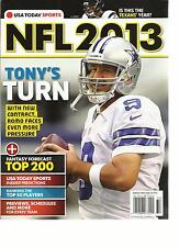 USA TODAY SPORTS,  NFL, 2013 ( IS THIS THE TEXANS' YEAR ? * FANTASY FORECAST TOP