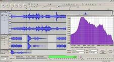 Audacity (Pro Audio Music Editing and Recording Software) for Windows/Mac