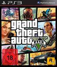 * ps3 juego GTA 5 V grand theft auto 5 * como nuevo! * PlayStation 3 top! *