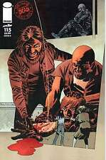 THE WALKING DEAD # 115: ALL OUT WAR BEGINS HERE, PART 1 OF 12. COVER D. IMAGE