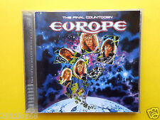 cds europe the final countdown ninja cherokee carrie heart of stone joey tempest