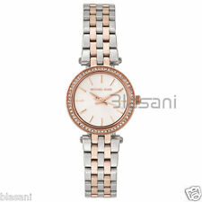 Michael Kors Original MK3298 Women's Petite Darci Two-Tone Stainless Steel Watch