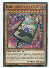 Flower Cardian Paulownia with Phoenix DRL3-EN038 Yu-Gi-Oh Card 1st English Mint
