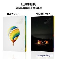 BTS YOUNG FOREVER [DAY+NIGHT Ver.] SET : CD+Photobook+Photocard+Poster+Gift,New
