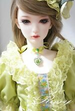 Bjd 1/3 Doll Girl resin supia bjd doll FACE MAKE UP+FREE EYES-Rosy
