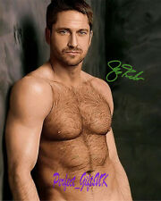 Gerard Butler SIGNED AUTOGRAPHED 10X8 PRE-PRINT PHOTO