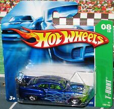 Hot Wheels Treasure Hunt 2007 Jaded MOMC Super Modell