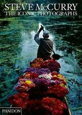 NEW- The Iconic Photographs by Steve McCurry, William Kerry Purcell - 0714865133
