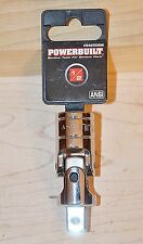 Powerbuilt 1/2 nch Drive Universal Joint  Brand New & Free Shipping