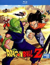 Dragon Ball Z - Season 5 (Blu-ray Disc, 2014, 4-Disc Set) NEW