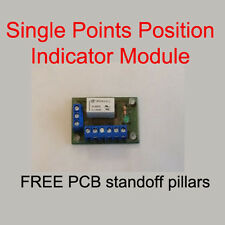 Single Points Position Indicator PPI RED & GREEN LED Points Motor
