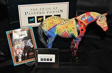 Trail of the Painted Ponies RETIRED  THUNDERBIRD SUITE 1E/4194 BLACK BOX