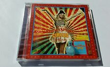 BRITNEY SPEARS  CIRCUS FANTASY LIMITED EDITION 2 Track Promo CD SEALED NEW