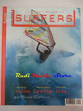 rivista SURFERS 4/1999 Andy & Bruce Irons Andy Laufer Dave Kalama   No cd