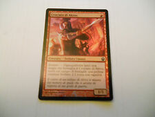 1x MTG FOIL Crociato di Akros-Akroan Crusader Magic EDH THS Theros ITA Italiano