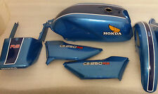 HONDA CB250RS CB250 RS  MODELS  FULL PAINTWORK DECAL KIT