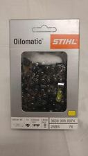 1 Stihl Oilomatic Chain Saw Chain 26 RS 74 18in. 74link 325 .063 3639 005 0074