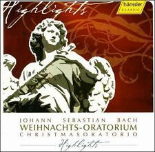 Excerpts From the Christmas Oratorio Bach: Christmas Oratorio (Highlights) CD