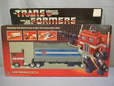 "Transformers G1 ""OPTIMUS PRIME"" Original *NEW* Factory Sealed *VINTAGE* 1984"