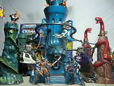347451 ETERNIA CUSTOM ENHANCED PLAYSET 2.0 HE MAN 125% COMPLETE WITH BOX