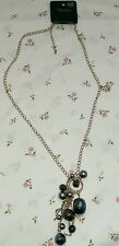 True spirit long necklace coloured beads hypo allergenic NEW