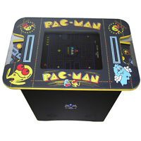 Pac Man Arcade Machine - 400+ Retro Games - Free Shipping - 2 Yr Guarantee