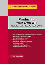 Producing Your Own Will by Philip Kingsley (Paperback, 2015)