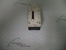 FESTO CPX-AB-1-SUB-BU / 525676 CONNECTOR W/ CPX-GE-EV / 195742 INTERLINK BLOCK