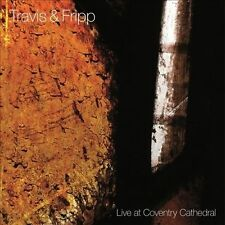 Theo Travis & Robert Fripp - Live at Coventry Cathedral 2010 CD live ambient
