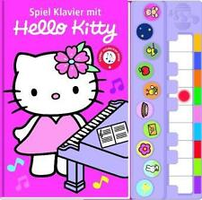 Sanrio - Hello Kitty, Spiel Klavier mit Hello Kitty