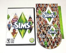 The Sims 3 PC & MAC Game 2009 Complete People Simulator EA w/ Product Key