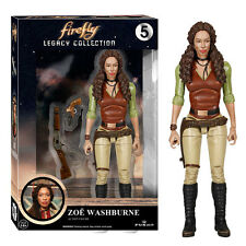 Firefly Legacy Collection: Serenity - #5 ZOE WASHBURNE Action Figure by FUNKO