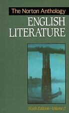 The Norton Anthology of English Literature, Vol. 2, , Acceptable Book
