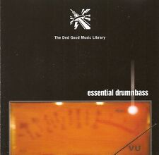 CDGML 5300 - essential drumnbass [The Ded Good Music Library]