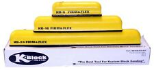 HAND SANDER SANDING BLOCK KIT-Sandpaper-Paint-Auto-Car