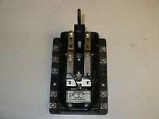 1 pc. Westinghouse 293B254A21 Type SG Auxillary Relay, 250 VDC, Used