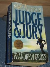 Judge & Jury by James Patterson *FREE SHIPPING*  9780466619004