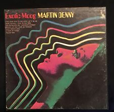 MARTIN DENNY EXOTIC MOOG REEL TO REEL 3 3/4 IPS STL 7621-B LIBERTY