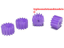 M214 Mitoos Nylon Pinion 14z x 4 - Fits 2mm Shaft