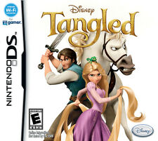 Disney Tangled (Nintendo DS, Planet Moon/Disney Interactive Studios) - Brand New