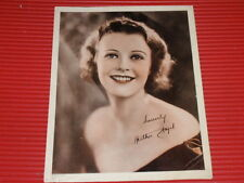 VINTAGE COLOR PICTURE / PHOTO OF HEATHER ANGEL