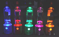 Finlandia 5 color 5 bottle bar glorifier/display