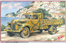 ICM 1/35 Ford V3000S German Army Truck 1941 # 35411